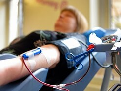 Find out how to donate blood in the West Midlands to ease pressure on NHS