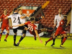 Checkatrade Trophy: Walsall 1 Port Vale 2 - Report and pictures