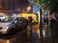 Boy, 11, injured in Wolverhampton bus crash