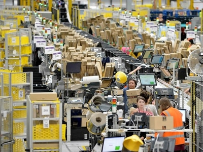 Amazon denies union claims Rugeley warehouse 'one of most dangerous places'