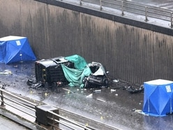 Birmingham crash horror: Police trying to piece together what caused tragedy