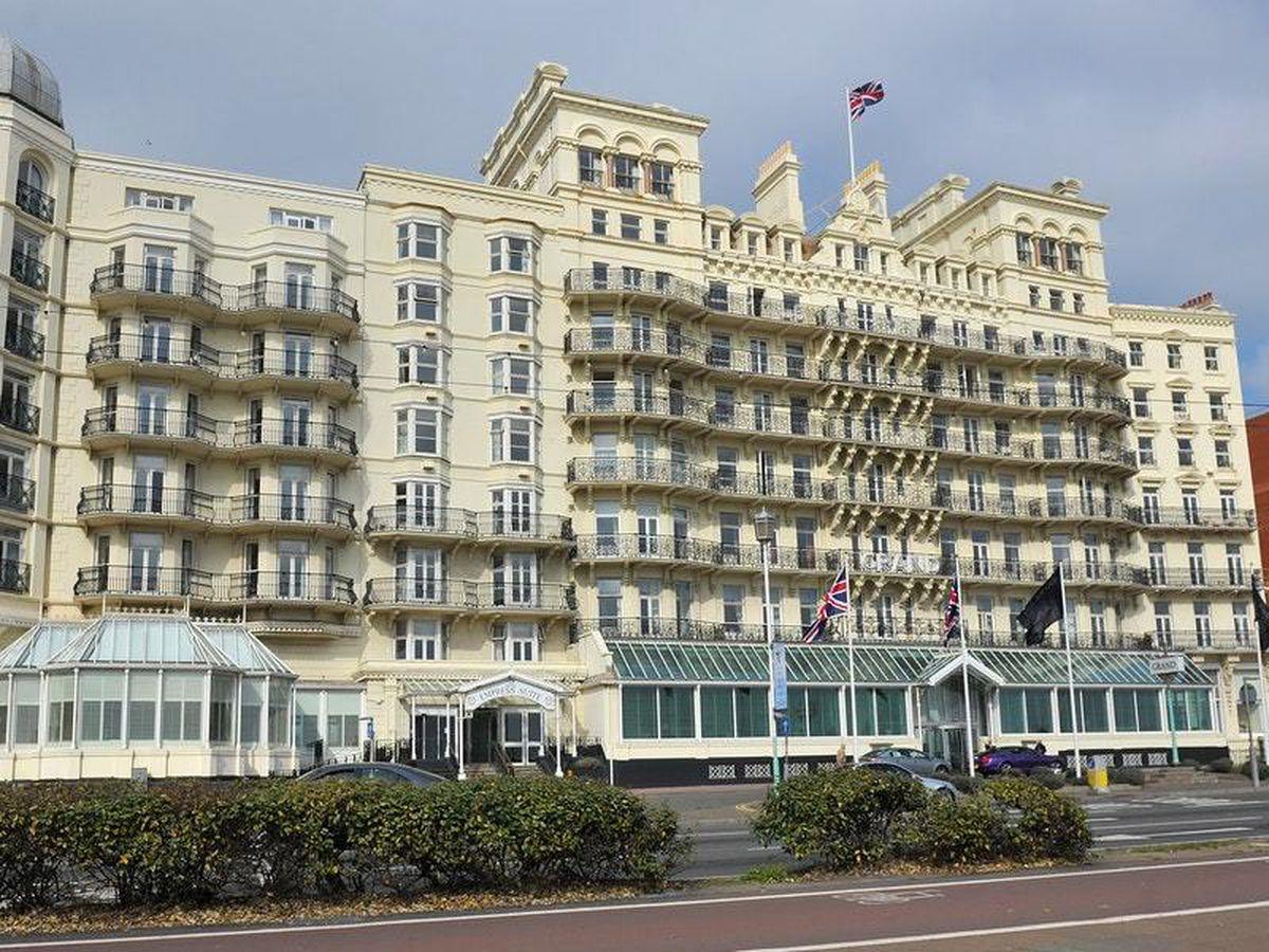 The Grand Hotel – Brighton