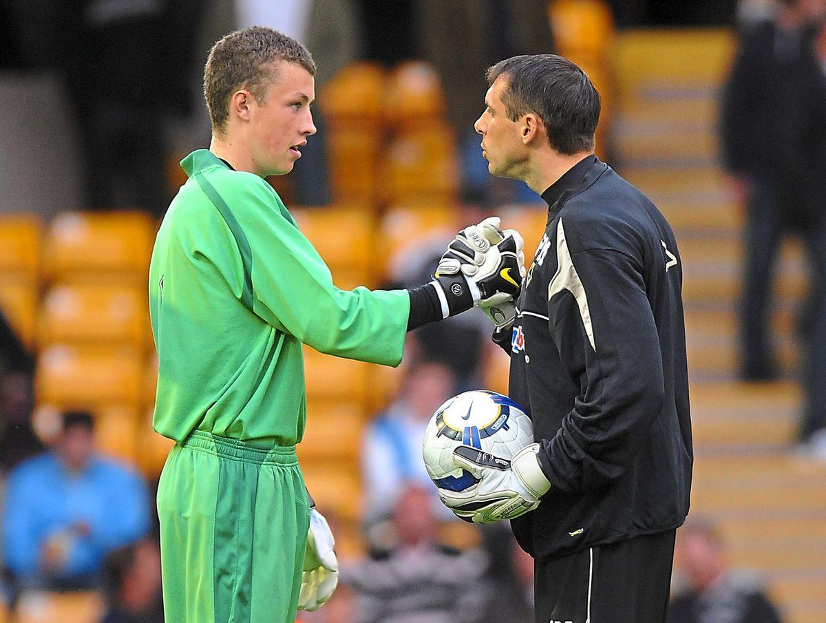 Pre Season Friendly - Daniel Wright and Pat Mountain