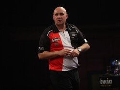 Double disaster for Jamie Hughes in Grand Slam of Darts