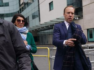 Matt Hancock resigned as Health Secretary after the images emerged. Photo: Yui Mok/PA Wire