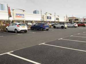 B&M will move into the old Sports Direct site, right