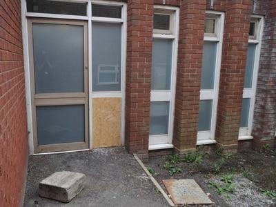Trail of destruction after thieves break into Wombourne Leisure Centre