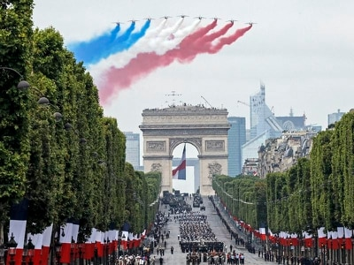 France will not hold Bastille Day parade amid Covid-19 crisis