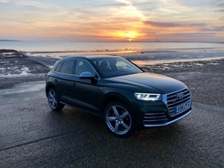 Powerful and practical – meet our Audi SQ5