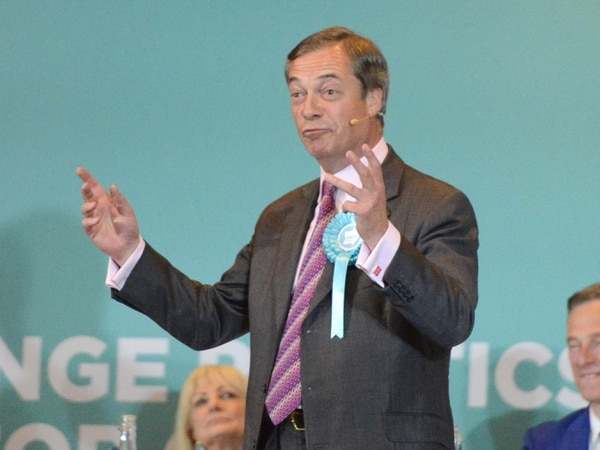 Foolish to underestimate Farage – the master of opportunism