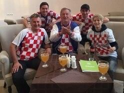 West Brom boss Slaven Bilic inspires Croatian fans group