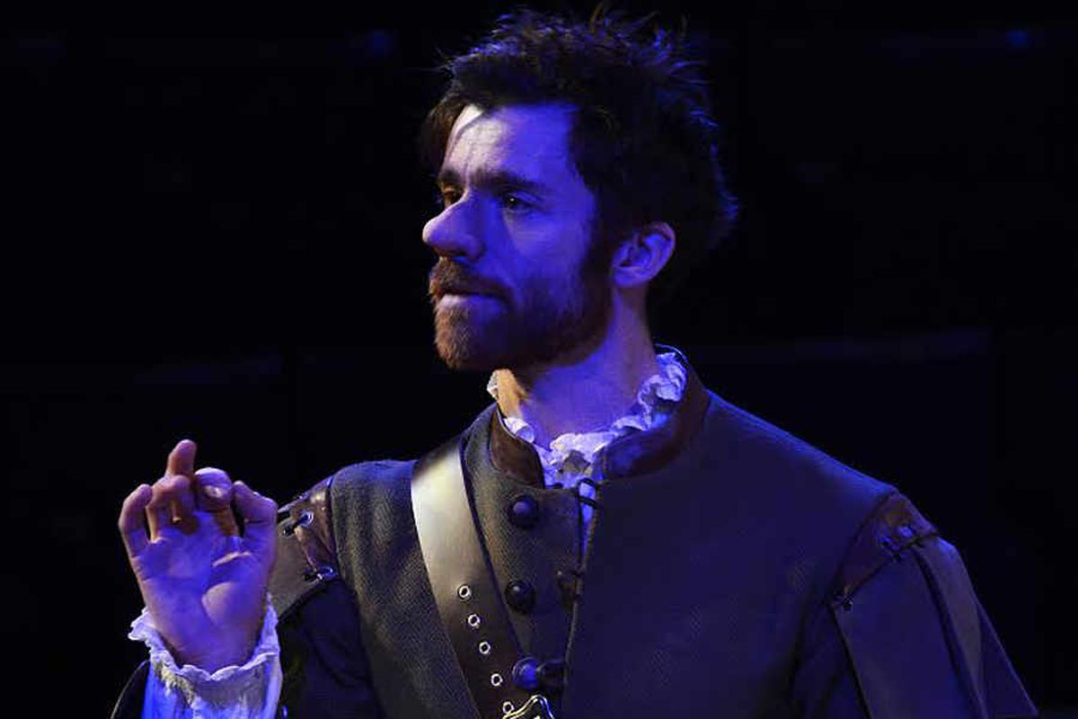 Christian Edwards as Cyrano