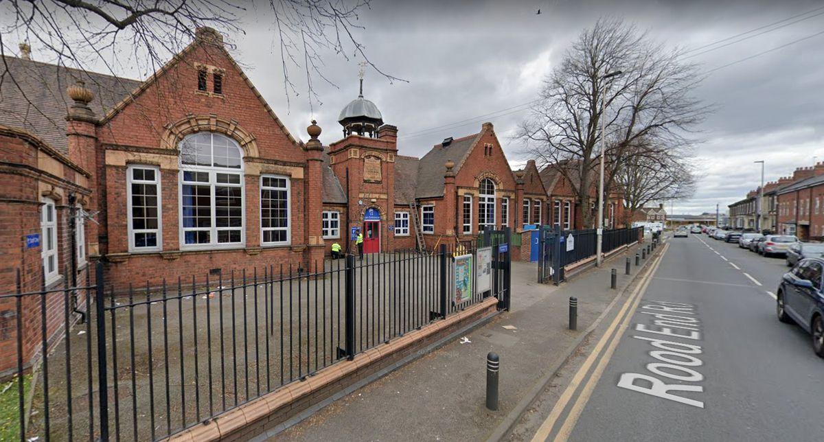 Rood End Primary School, in Oldbury. Photo: Google Maps