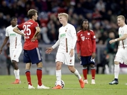 Kovac frustrated as Bayern held to late draw