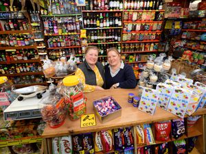 Originally a grocery store, it was taken over by Vicky Passmore and her sister Emma 30 years ago