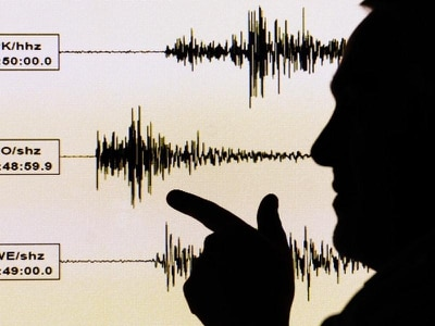 Earthquake shakes parts of UK