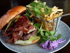 Food review: Tucking into a hit-man burger at The Market Vaults