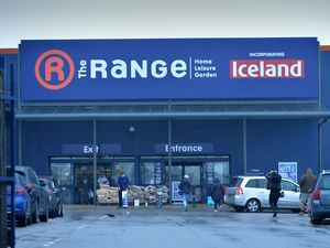 The Range at Longacres Industrial Estate in Willenhall