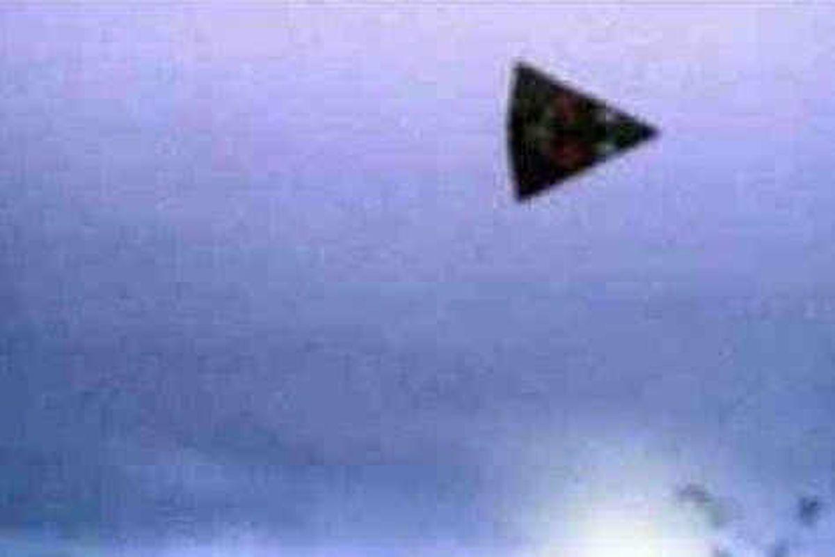 UFO alert - has the Dudley Dorito returned?