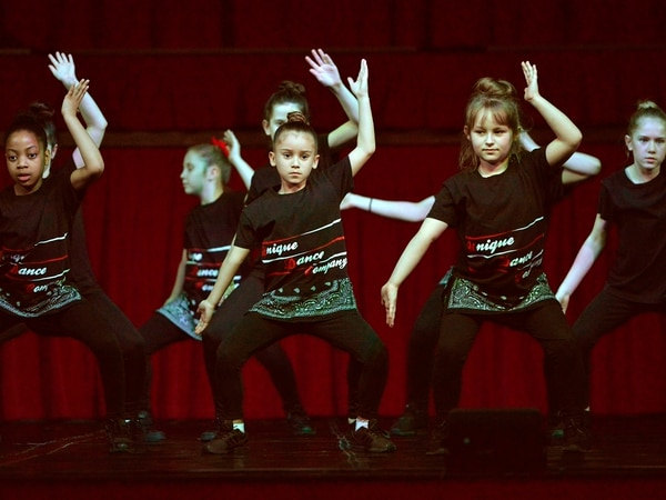 Hundreds of dancers take part in Dudley Performing Arts Spring Festival - with pictures