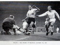 Classic match report - Wolves 3 Real Madrid 2, 1957