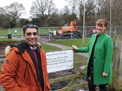 Developer cash funds new playground in Wolverhampton