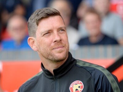 Darrell Clarke wants smiles for supporters