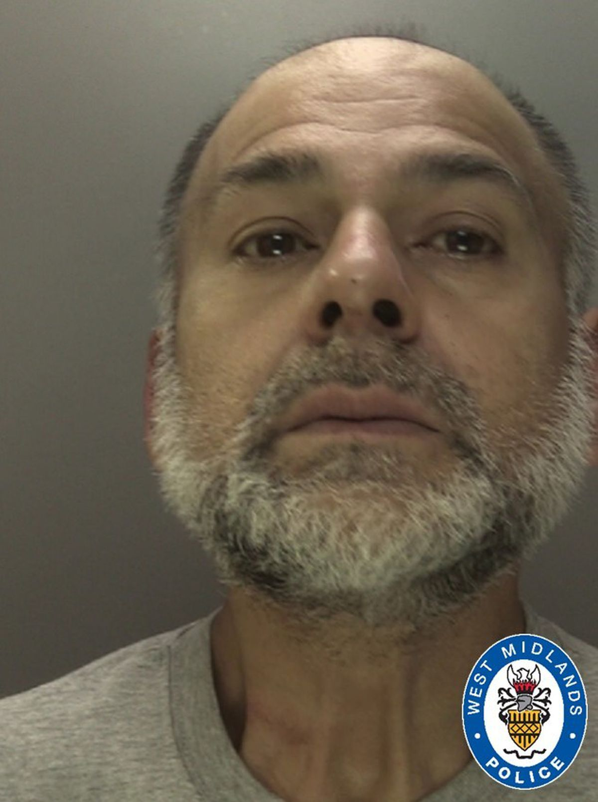 Prolific crook Nawaz has 36 previous offences for burglary, robbery and theft (Image by West Midlands Police)