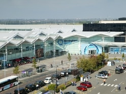 Birmingham Airport flying high as passenger numbers rise