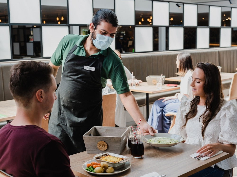 Dobbies restaurants reopening with 'safety champions'