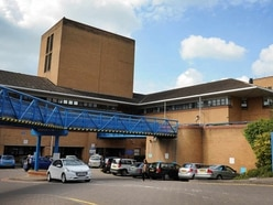 Norovirus outbreak at Cannock Chase Hospital