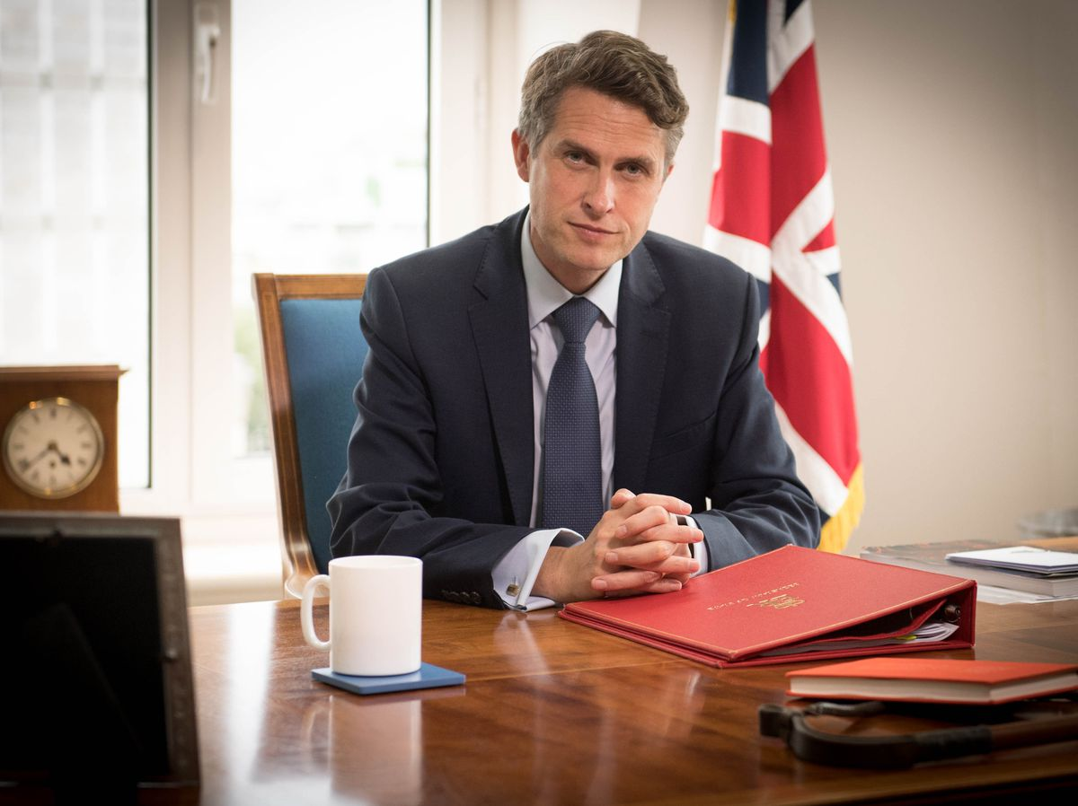 Gavin Williamson's stint as Education Secretary lasted just over two years