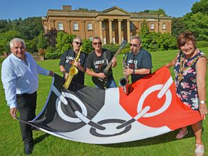 Musicom is returning to Himley Hall this weekend