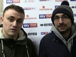 Walsall 1 Rochdale 2: Joe Masi and Liam Keen discuss the defeat - VIDEO