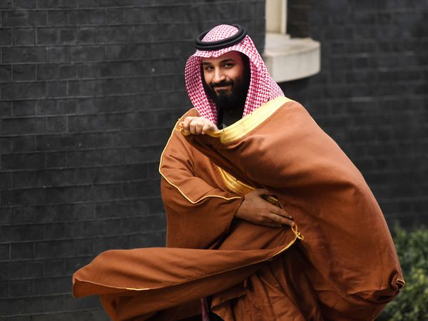 Mohammed bin Salman visit to UK