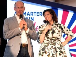 Kirstie Allsopp and Phil Spencer at Dudley's Merry Hill - in pictures