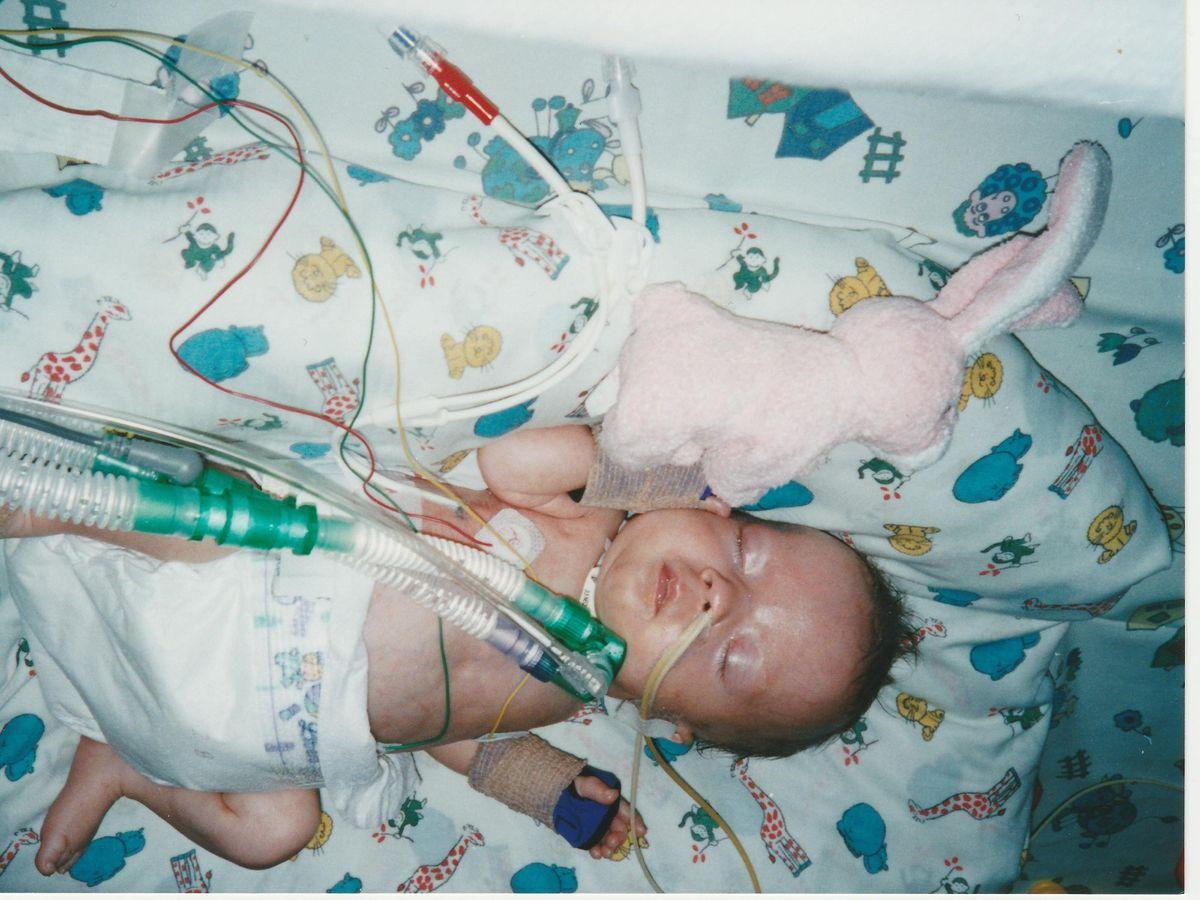 Baby Elizabeth Dixon