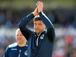 Walsall fans give backing to Darrell Clarke