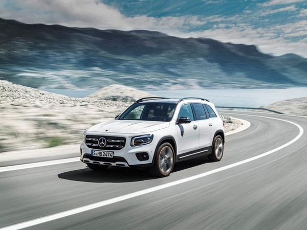 Prices announced for 2019 Mercedes-Benz GLB SUV