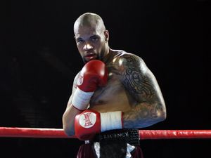 Wolverhampton boxer Matt Sen