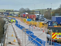 Nightmare M5 roadworks a step closer to completion