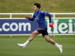 Harry Maguire will be involved for England against Scotland on Friday night
