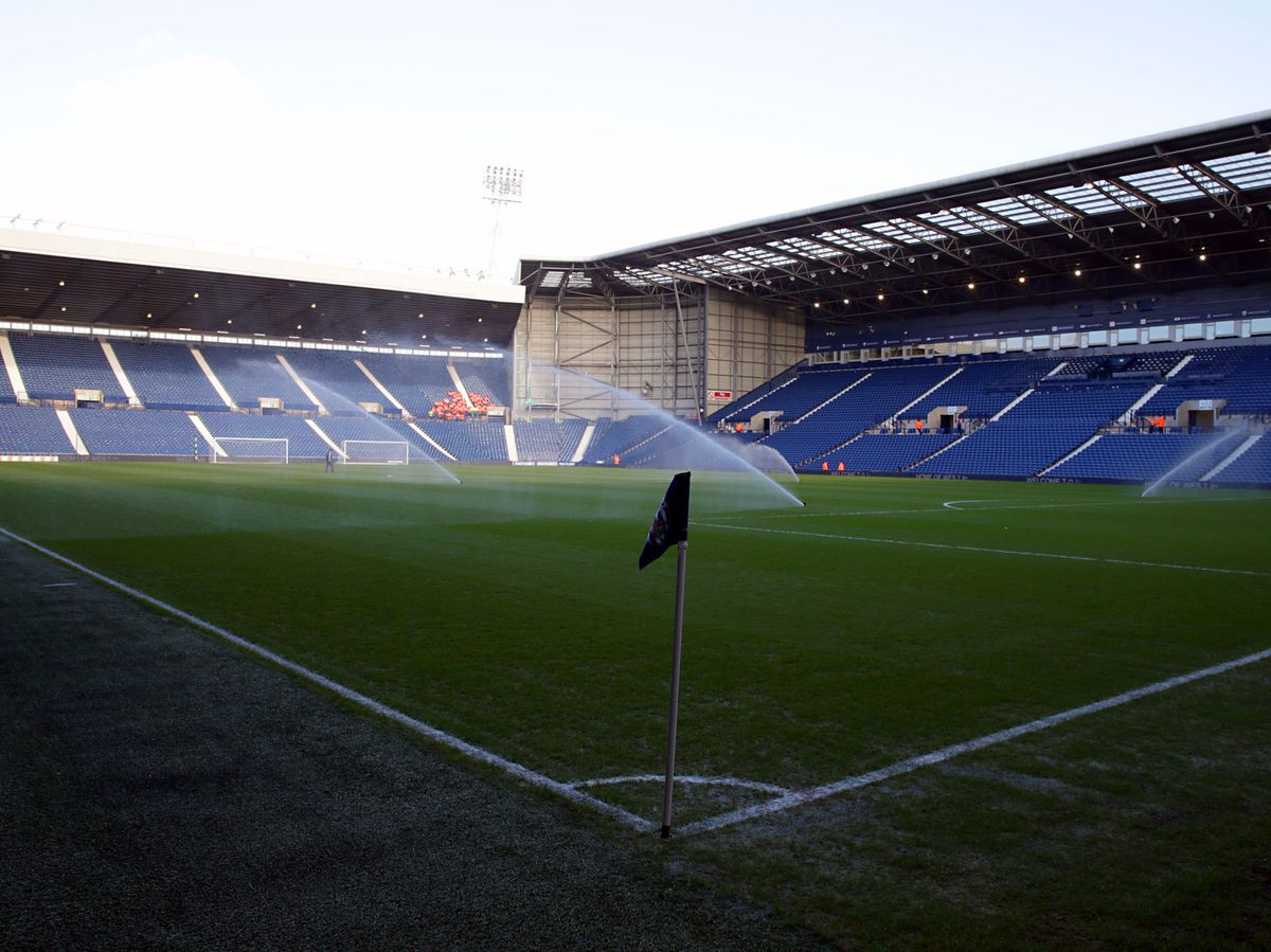 Proud Baggies flying the flag for LGBT+ fans at The Hawthorns
