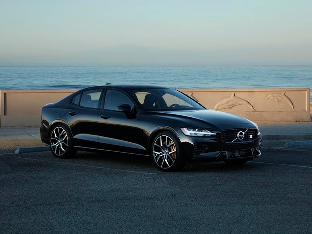 First Drive The Volvo S60 Is A Compelling Rival To Established