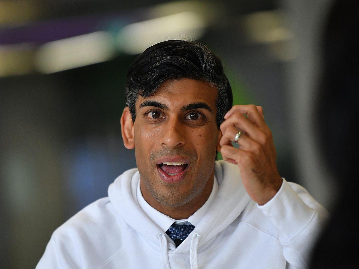 Rishi Sunak Hints At Further Creative Ways To Protect Covid Hit Jobs Express Star