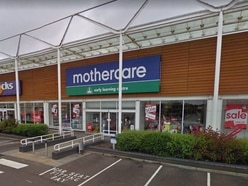 Mothercare stores in Walsall and Stafford set to close in rescue plan