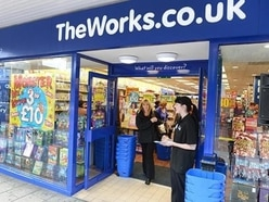 Sales rise 15pc for The Works