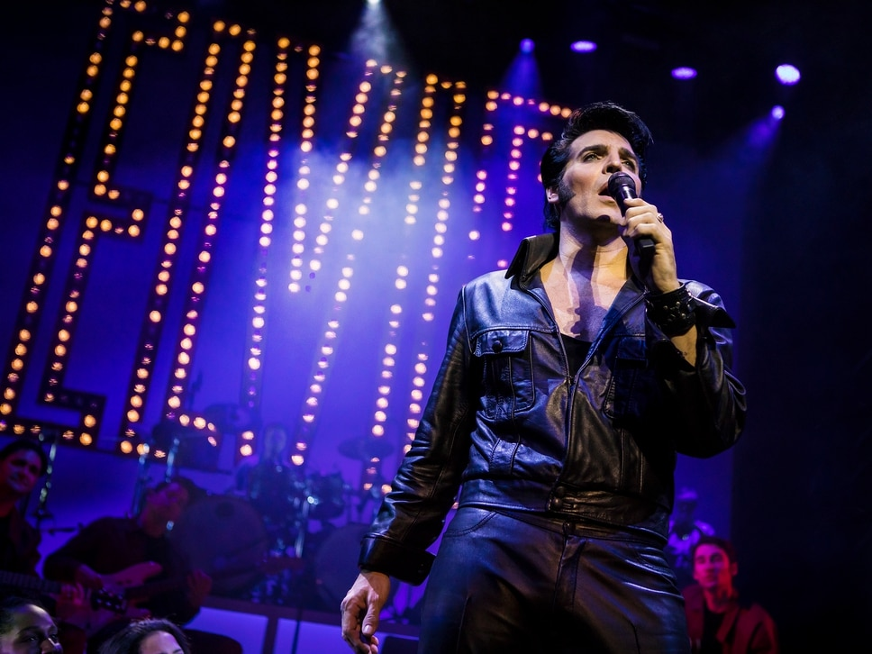 This is Elvis, New Alexandra Theatre, Birmingham - review and pictures