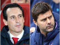 Under-fire Arsenal boss Unai Emery surprised at Mauricio Pochettino's sacking