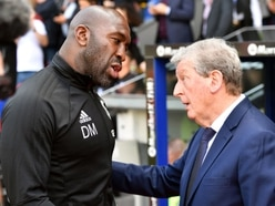 Darren Moore: I'll be happy if I achieve half of what Roy Hodgson has